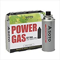 Soto Power Gass 3支装 ST-760 [HTRC 2.1]