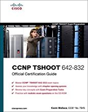 CCNP TSHOOT 642-832 Official Certification Guide (Official Cert Guide)