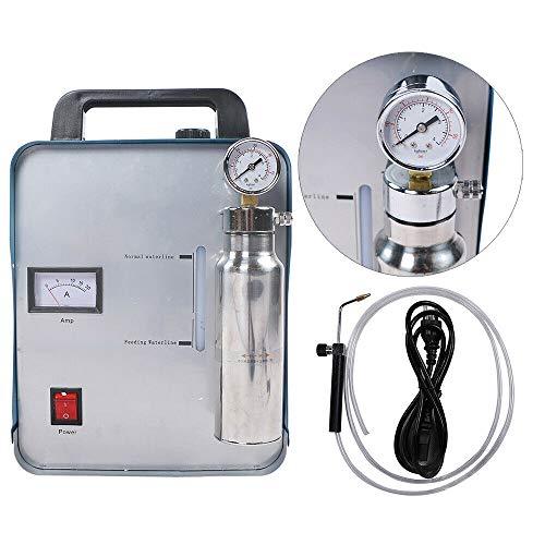 95L Sauerstoff Wasserstoff HHo Gasflamme Generator Oxygen Hydrogen Water Welder Polierend Maschine