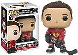 Funko- NHL-Jonathan Toews-Chiacago Blackhawks Figurina, Multicolor, One Size (11215)