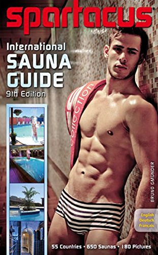 Spartacus International Sauna Guide: 9th Edition