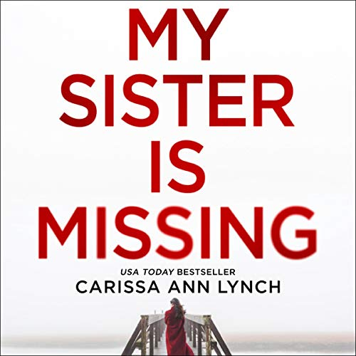 My Sister Is Missing audiobook cover art