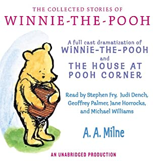 The Collected Stories of Winnie-the-Pooh cover art