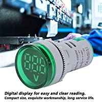 電圧インジケータ電圧検出器産業用電子機器プロジェクトの構築(green)