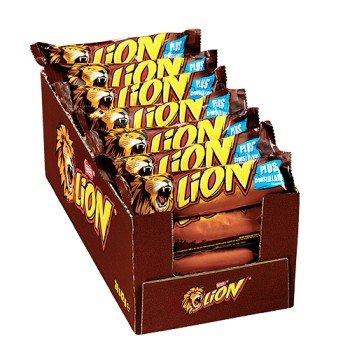 36 x Chocolade Reep Lion 42 gram