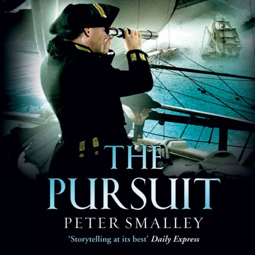 The Pursuit audiobook cover art