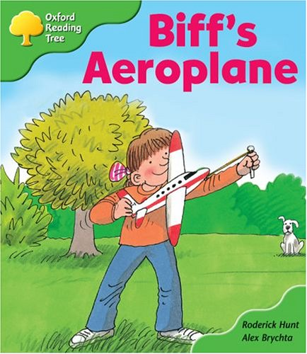 Oxford Reading Tree: Stage 2: More Storybooks: Biff's Aeroplane: Pack Bの詳細を見る