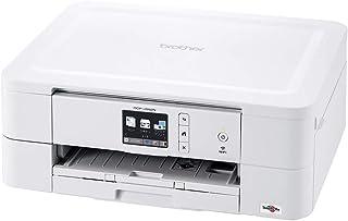 ブラザー A4インクジェット複合機 DCP-J582N (無線LAN/手差しトレイ/両面印刷)