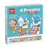 APLI Kids- Puzzles (17895)