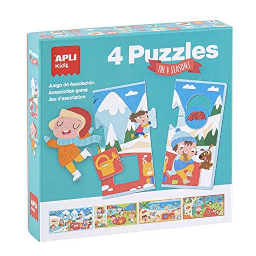 Puzzles  Primavera Infantil