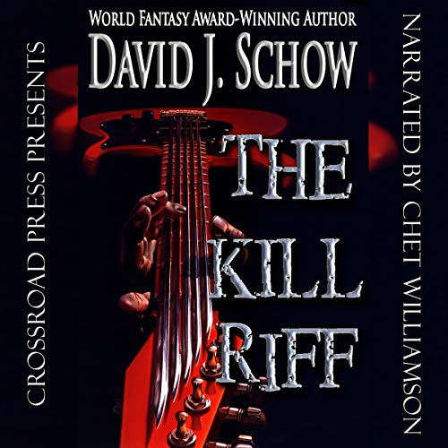 The Kill Riff audiobook cover art