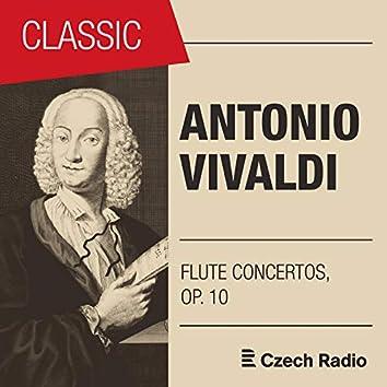 Antonio Vivaldi: Flute Concertos, OP. 10