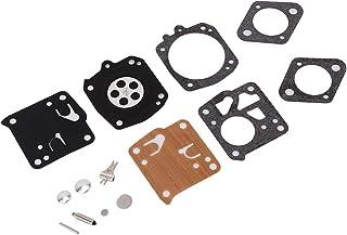 C/·T/·S Kit guarnizioni e Membrana per carburatore ZAMA GND-28 per carburatore ZAMA C1Q Stihl FS300 FS350 FS400 FS450 FS85 FS108 FS106 BG75 Confezione da 2