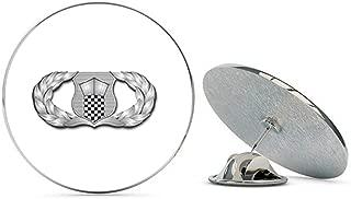 US Air Force Basic Air Traffic Controller Military Veteran USA Pride Served Gift Metal 0.75