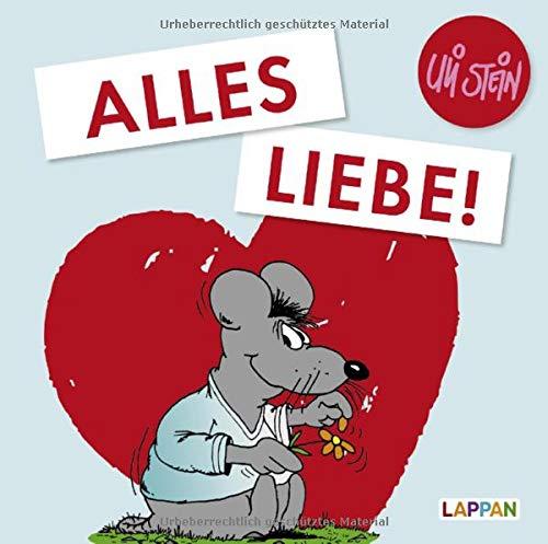 Alles Liebe!: Geschenkbuch für Verliebte (Uli Stein Viel Spaß)