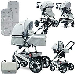 Amazon.es: carrito bebe 3 en 1 - Lorelli: Bebé