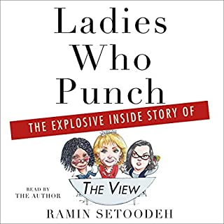 Ladies Who Punch audiobook cover art