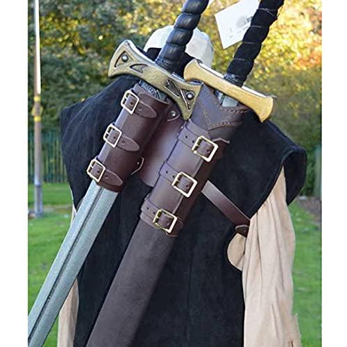 Bnjghcug Mittelalterliche Doppelschwert...