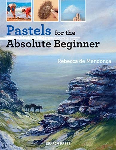 Pastels for the Absolute Beginner ABSOLUTE BEGINNER ART product image