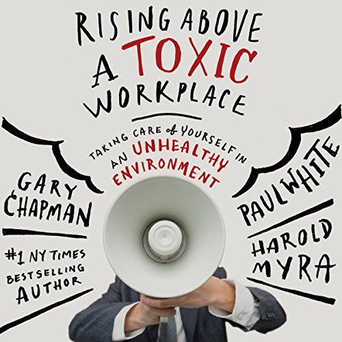 Rising Above a Toxic Workplace audiobook cover art
