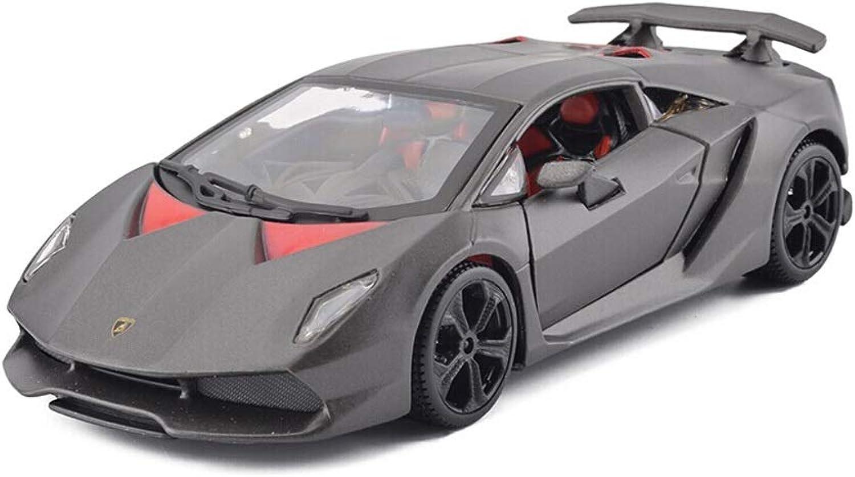 QDDP-Modellauto Sportwagen-Simulationsauto Lamborghini Sixth Element 1 24 Alloy Car Model B07PQX1RQT Niedrige Kosten | Lebhaft und liebenswert