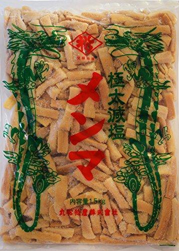 丸松物産 極太塩メンマ 1.5kg