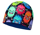 Buff Kinder Child Microfiber und Polar Hat Terrifying Mütze, Dash Multi, One size