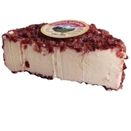 Brillat Moule Savarin Cranberry Français doux fromage Top 300g