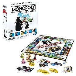 Monopoly Gamer - Jeu de societe - Jeu de plateau - Version française: Amazon.fr: Jeux et Jouets