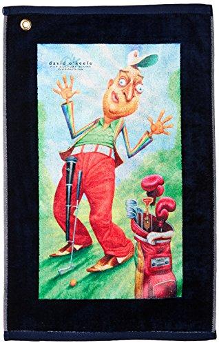 Devant Sport Towels Caddyshack Tribute to Rodney Dangerfield Golf Towel