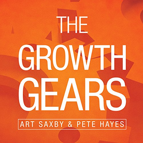 The Growth Gears audiobook cover art