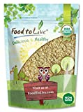 Organic Pre-Cooked White Quinoa, 4 Pounds - Cooked and then Dehydrated, Non-GMO, Vegan, Kosher, Bulk, High in Protein, Manganese, and Copper. Before Consumption, Add Hot Water and Wait 7 Minutes.