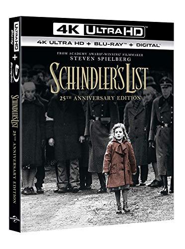 Schindler's List (Blu-Ray 4K Ultra HD+Blu-Ray) [Italia] [Blu-ray]