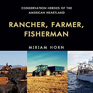 Rancher, Farmer, Fisherman audiobook cover art