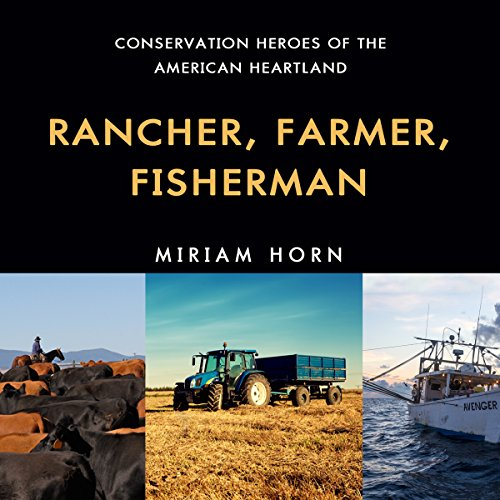 Rancher, Farmer, Fisherman audiobook cover art