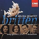 Streichquartette 1-3 - Belcea Quartett