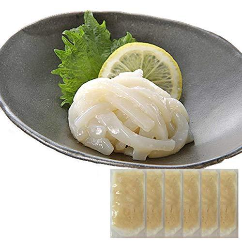 お中元 ギフト イカの麹和え60g ×6袋*14時までのご注文 ヤマキ食品 イカ屋荘三郎
