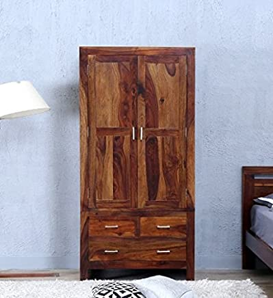 Amazon.in: Wood - Cabinets / Living Room Furniture: Furniture