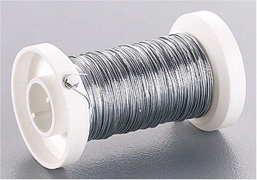 KnorrPrandell 6465730 Draht, 150 m/0.25 mm Durchmesser, zink
