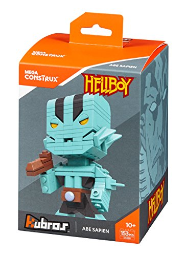 Mega Construx DXB88 – Cubros Abe-Sapien Hellboy