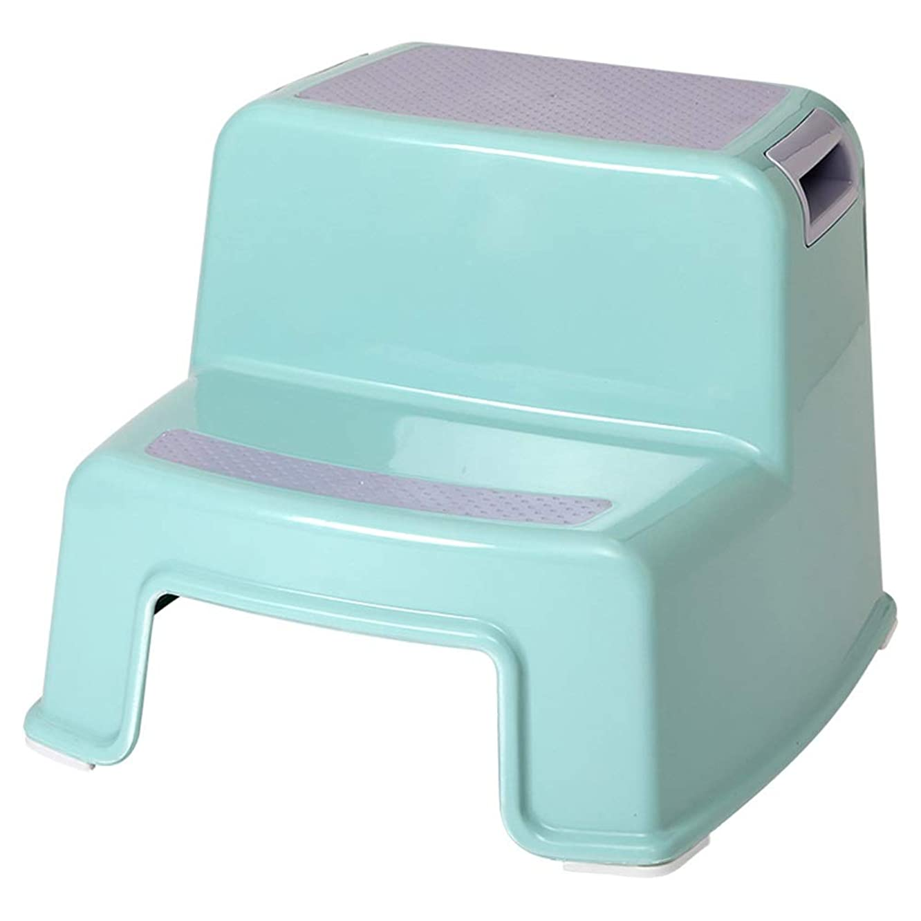 Qi Peng Step Stool Children Plastic Stool Wash Pad Footstool Baby Small Bench Stairs Anti-Skid Step Ladder Step Stool