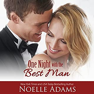 One Night with the Best Man                   By:                                                                                                                                 Noelle Adams                               Narrated by:                                                                                                                                 Carly Robins                      Length: 2 hrs and 36 mins     37 ratings     Overall 4.5