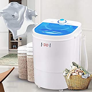 XTREME MINI WASHING MACHINE DRYER COMBO SEMI AUTOMATIC PORTABLE LAUNDRY CLOTHES WASHER FOR BABY CLOTHES ENERGY SAVING FOR ...