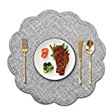 Kreatur Round Waterproof Placemats...