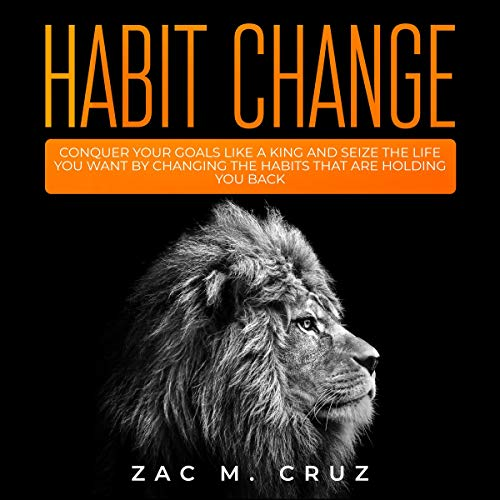 Habit Change  By  cover art