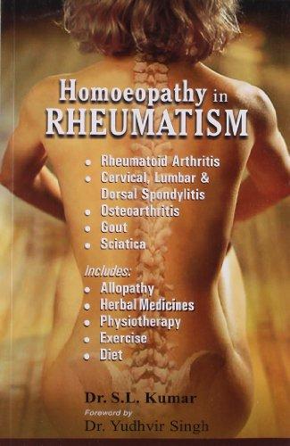 Homoeopathy in Rheumatism: 1