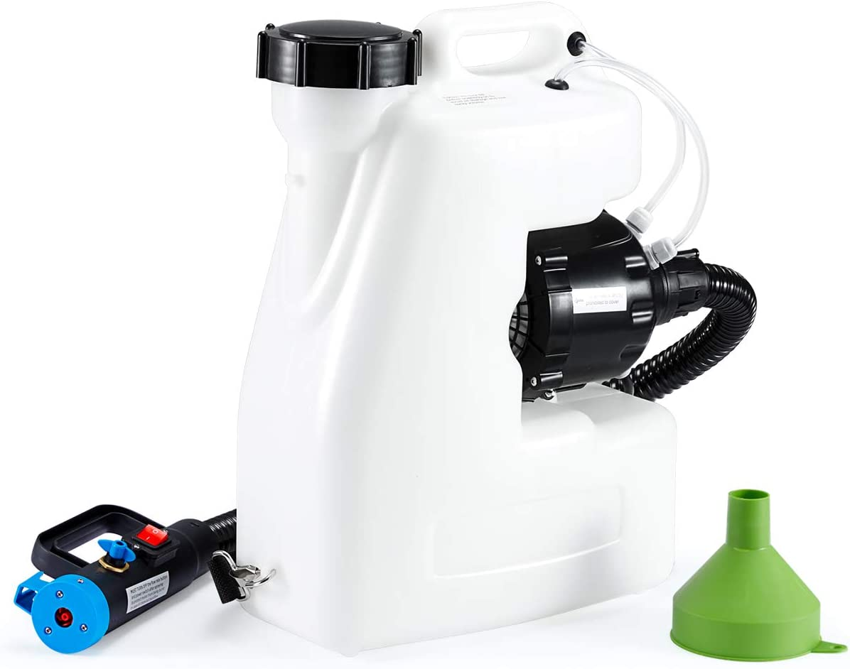 HOMROM Electric Fogger 4.2 GAL Backpack Miami Mall Suitable Sprayer Superior Machine