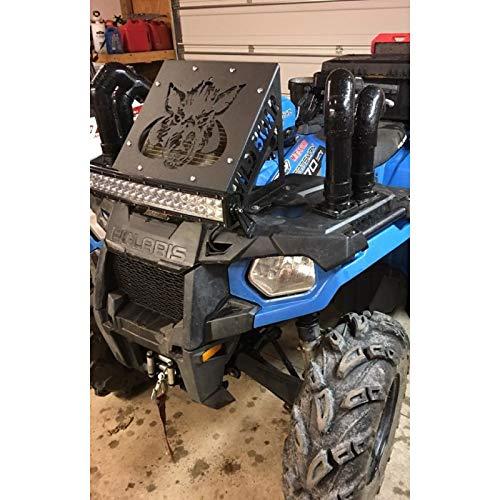 Wild Boar ATV Parts Polaris Sportsman 700/800 (2005-up) Radiator Relocation Kit