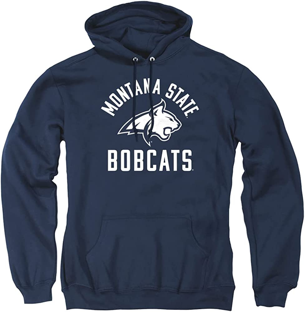 Montana State University Official Bombing new work One Logo Color Bobcats Houston Mall Msu Uni