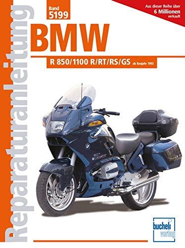 BMW R 850/1100 R/RT/RS/GS (Reparaturanleitungen)